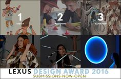 """It's All about """"Anticipation"""" as Lexus Design Award 2016 Opens for Entries Dubai Events, Call For Entry, Design Competitions, Press Release, City Life, Design Awards, Automobile, Car, Autos"""