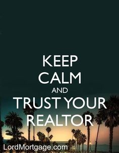 Need a realtor you can trust? We work with the best. Contact us so we can make the introductions. #mortgage  #refinance  #loans  #financing  #RealEstate  #underwriting  #title  #ForSale  #Investment  #LordMortgage