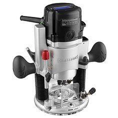 Craftsman 12.0 Amp/vs 2.0 Hp Digital Plunge Base Router Craftsman http://www.amazon.com/dp/B00TAKT3TA/ref=cm_sw_r_pi_dp_Iqz1ub06RA02Z