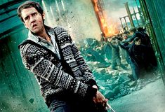 Ravelry: Neville Longbottom's Cardigan pattern by Sarah Garry. Need cardigan, but can't knit that well. Knit it with magic?