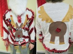 World's Ugliest Christmas Sweaters