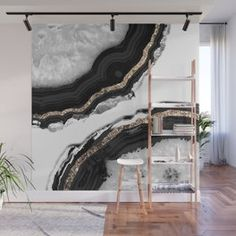 18 Best Living Room Mural Images In 2019