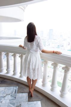 bangkok-2 Bangkok, White Dress, Dresses, Fashion, Vestidos, Moda, Fashion Styles, Dress, Fashion Illustrations