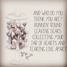 Jar of Hearts Christina perri