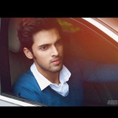 Parth, who is the current heartthrob of young ladies, is ready to re-enter his show. He has become extremely popular with the much loved show Kaisi Yeh Yaariyan Anurag Basu, New Hindi Songs, Tashan E Ishq, Erica Fernandes, Crush Pics, Beautiful Men Faces, Cute Photography, Cute Stars, Tv Actors
