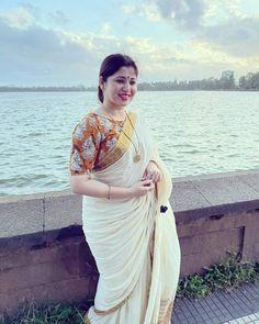 Onam Saree, Sarees, Vidya Balan Hot, Sexy Wife, Indian Beauty Saree, Beauty Women, Desi, Singer, Vip