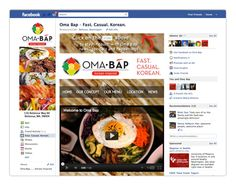 Social Media | Custom Facebook page by Creative Media Alliance