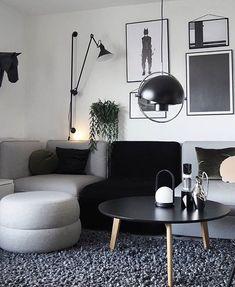 Simplicity is the ultimate sophistication. // Det er så nydelig og stilrent hjemme hos @camillaathena Ønsker alle en fantastisk helg!