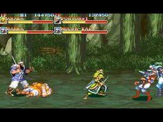 Warriors of Fate (天地を喰らう2 赤壁の戦い)  Capcom 1992