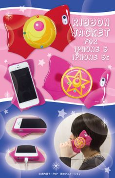 sailormoon cellphone case