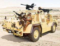 "Halo-Style Three-soldier Attack Rover Kicks Hummer's Butt This is the MWMIK or Mobility Weapon Mounted Installation Kit. The troops in Afghanistan call it ""Wimiks."" We call it ""Mad Max Jeepy BMF"", a new 4x4 attack"