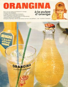 Orangina, pub 1967