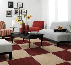 Carpet Flooring Work