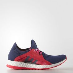 Chaussure Pure Boost X - pourpre