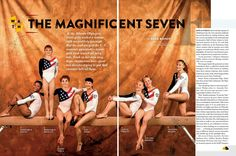 Magnificent Seven 2016, Gold Rush, Sports Illustrated, Champion, The Unit, Illustration, Movies, Movie Posters, Film Poster