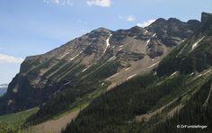 Mt. Fairview, Banff National Park, Canada