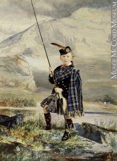 Portrait of Master Hugh Allan, in the hills of Scotland. 1876 by William Notman Looks like he is Flyfishing Edinburgh, Perth, Scottish Dress, Scotland History, Scottish Clans, Scottish Highlands, Men In Kilts, Portraits, My Heritage