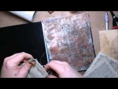 """ABC Art Journal Series-F """"Fingers are the Best Paintbrushes EVER!"""" - YouTube"""