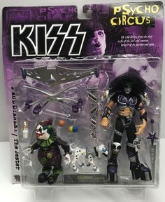 The Angry Spider Has All Of The Toys You Want For Your Collection: TAS038086 - 1998 ...  Check it out here! http://theangryspider.com/products/tas038086-1998-mcfarlane-toys-kiss-psycho-circus-paul-stanley-the-jester?utm_campaign=social_autopilot&utm_source=pin&utm_medium=pin