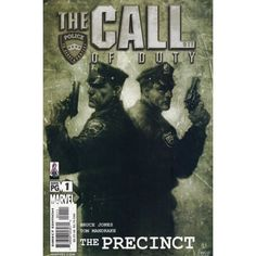CALL OF DUTY: THE PRECINCT #1 | Marvel Comics | 2002 | MINI-SERIES | The Recycled Find