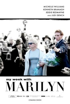 "My Week With Marilyn.  A really nice ""feel good"" movie."
