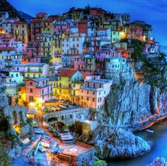 Italy...gorgeous colors