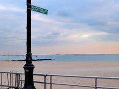 Brighton Beach Coney Island
