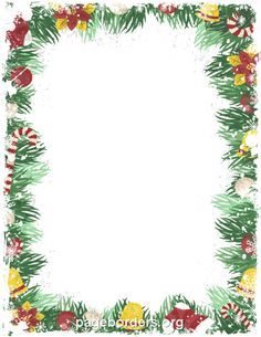 Free christmas letter borders christmas border template printable vintage christmas border use the border in microsoft word or other programs for creating spiritdancerdesigns Images