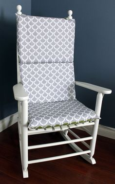 Rocking Chair Cushion Chevron By RockinCushions On Etsy 7500