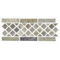 Decorative Tile Accent Pieces Ovalle 25 X 12 In  Kitchen Ideas  Pinterest