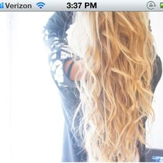 i wish my hair was like this :(