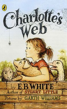 Never hurry and never worry.  — E.B. White Charlotte's Web