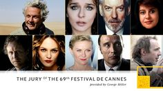 La 69ª edición del Festival de Cannes ya tiene jurado  Actualidad Festival de Cannes 2016 Festivales