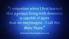 9 Things I Learned on the Path to Joyful Caregiving       |        Alzheimer's Reading Room