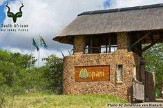 KNP - Mopani - Entrance Gate