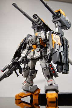 1/100 Ex-8 Burst - Custom Build