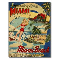 ==> consumer reviews          	Vintage Miami Beach, Florida, USA - Postcard           	Vintage Miami Beach, Florida, USA - Postcard lowest price for you. In addition you can compare price with another store and read helpful reviews. BuyDeals          	Vintage Miami Beach, Florida, USA - Postca...Cleck Hot Deals >>> http://www.zazzle.com/vintage_miami_beach_florida_usa_postcard-239034250635839672?rf=238627982471231924&zbar=1&tc=terrest