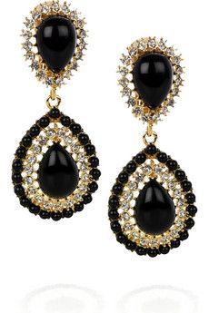 black earring