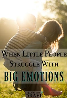Fear, doubt, shyness, our kids struggle with big emotions. While they may play out a little differently, they are emotions moms struggle with as well. Thankfully, this remedy works for both of us. <3