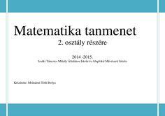 Matematika tanmenet 2. osztály | PDF to Flipbook