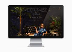 カクバリズム VIDEOTAPEMUSIC web
