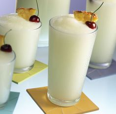 Perfect Piña Colada: Take a sip, close your eyes and start planning your next great escape…   [Sponsored by BACARDI® Mixers]