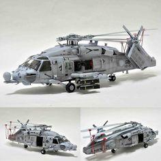"1,183 Me gusta, 5 comentarios - Usina dos Kits (@usinadoskits) en Instagram: ""Sikorsky HH-60H Sea Hawk 1/72 HobbyBoss. Modeler Tom Cat #scalemodel #plastimodelismo #plasticmodel…"""