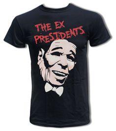 Point Break  The Ex Presidents