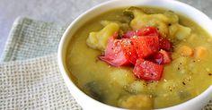 Split Pea & Yam Soup