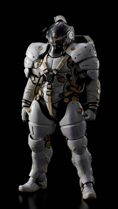 Kojima Productions 1/6 Ludens now available for pre-order!