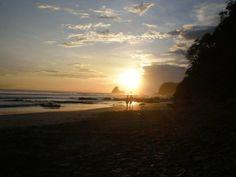 Sunset walk - San Juan del Sur - Nicaragua