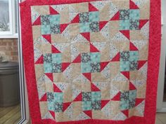 Anvil quilt free pattern and tutorial from Ludlow Quilt and Sew