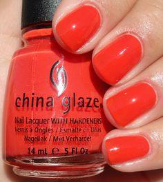 China Glaze // Oh How Street It Is
