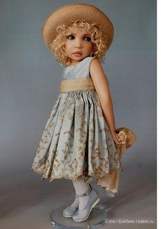 My children...Dolls talented master Diane Keeler